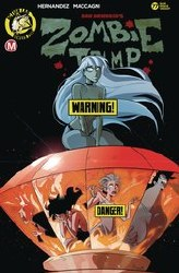 Zombie Tramp Ongoing #77 Cvr B Maccagni Risque (Mr)