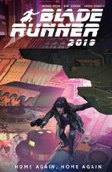 Blade Runner Tp Vol 03 Home Again Home Again