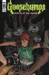Goosebumps Secret Of The Swamp #4 (Of 5)