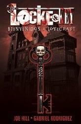 Locke & Key Spanish Ed Tp Vol 01 Bienvenidos A Lovecraft (C: