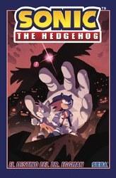 Sonic Hedgehog Spanish Ed Tp Vol 02 El Destino Dr Eggman (C: