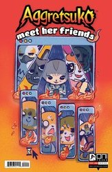 Aggretsuko Meet Her Friends #2 Cvr A Daguna