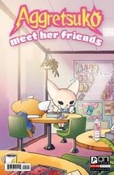 Aggretsuko Meet Her Friends #2 Cvr B