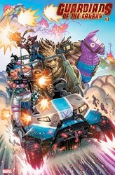 Guardians Of The Galaxy #7 Garron Fortnite Var