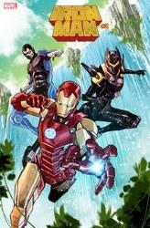 Iron Man #2 Checchetto Fortnite Var