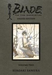 Blade Of Immortal Dlx Ed Hc Vol 02 (Mr)
