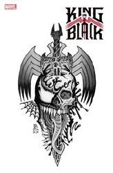 King In Black #1 (Of 5) Bederman Tattoo Var