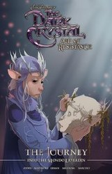 Jim Henson Dark Crystal Journey Into Mondo Leviadin Hc