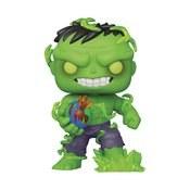 Pop Super Marvel Heroes Immortal Hulk 6in Px Vin Fig