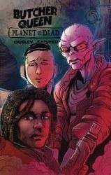 Butcher Queen Planet Of The Dead #4