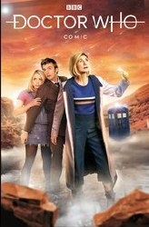 Doctor Who Comics #3 Cvr B Photo