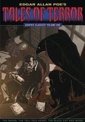 Graphic Classics Gn Vol 01 Edgar Allan Poes Tales Of Terror
