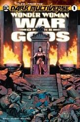 Tales Of The Dark Multiverse Wonder Woman War Ot Gods #1