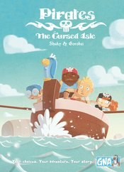 Pirates Cursed Isle Graphic Novel Adv Hc