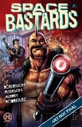 Space Bastards #1 (Mr)