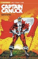 Captain Canuck Archives Tp Vol 01 Earth Patrol