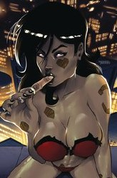 Zombie Tramp Ongoing #78 Cvr E Mastajwood (Mr)