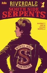 Riverdale Presents South Side Serents One Shot Boss Cvr