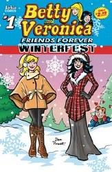 Betty & Veronica Friends Forever Winterfest #1