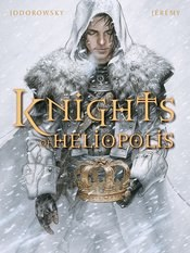 Knights Of Heliopolis Hc (Mr)