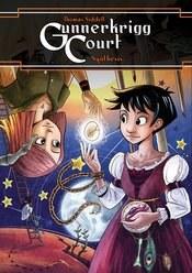 Gunnerkrigg Court Tp Vol 07 (C: 0-1-2)
