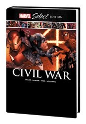 Civil War Marvel Select Hc