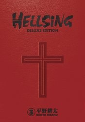 Hellsing Deluxe Edition Hc Vol 03 (Mr) (C: 1-1-2)