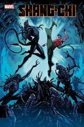 Shang-Chi #5 (Of 5) Coello Marvel Vs Alien Var
