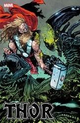 Thor #11 Daniel Warren Johnson Marvel Vs Alien Var