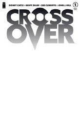 Crossover #1 Cvr D Blank Cvr