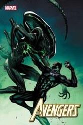 Avengers #41 Yu Marvel Vs Alien Var