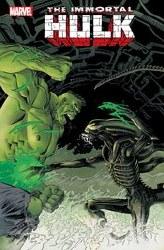 Immortal Hulk #43 Shalvey Marvel Vs Alien Var
