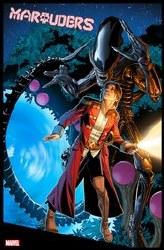 Marauders #17 Larroca Mavel Vs Alien Var