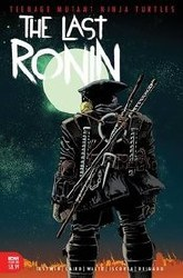 Tmnt The Last Ronin #1 (Of 5)2nd Ptg