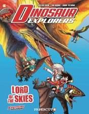 Dinosaur Explorers Hc Vol 08 Lord Of The Skies (C: 0-1-0)