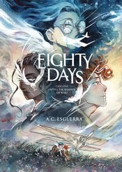 Eighty Days Hc
