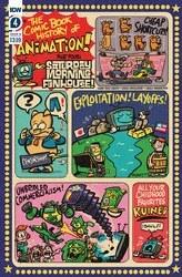 Comic Book History Of Animation #4 (Of 5) Cvr B Dunlavey