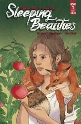 Sleeping Beauties #7 (Of 10) Cvr B Woodall