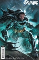 Future State The Next Batman #2 Card Stock Var Ed