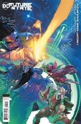 Future State Green Lantern #1 Card Stock Var Ed
