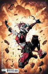 Future State Harley Quinn #1 Card Stock Var Ed