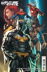 Future State Justice League #1 Card Stock Var Ed