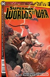 Future State Superman Worlds Of War #1