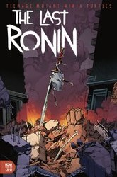Tmnt The Last Ronin #3 (Of 5)