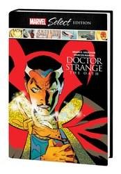 Doctor Strange Oath Marvel Select Hc