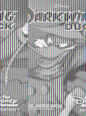 Darkwing Duck Just Us Justice Ducks Hc