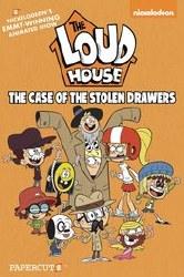 Loud House Sc Vol 12 Case Stolen Drawers (C: 0-1-0)