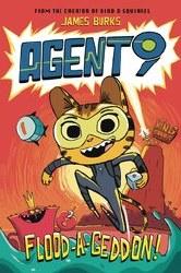 Agent 9 Gn Vol 01 Flood A Geddon (C: 0-1-0)