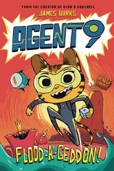 Agent 9 Hc Gn Vol 01 Flood A Geddon (C: 0-1-0)