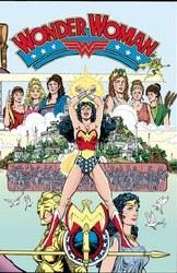 Absolute Wonder Woman Gods & Mortals Hc